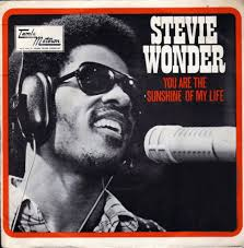 Stevie Wonder - You Are the Sunshine Of My Life Lyrics [ my favorite. it's so cool !! ]