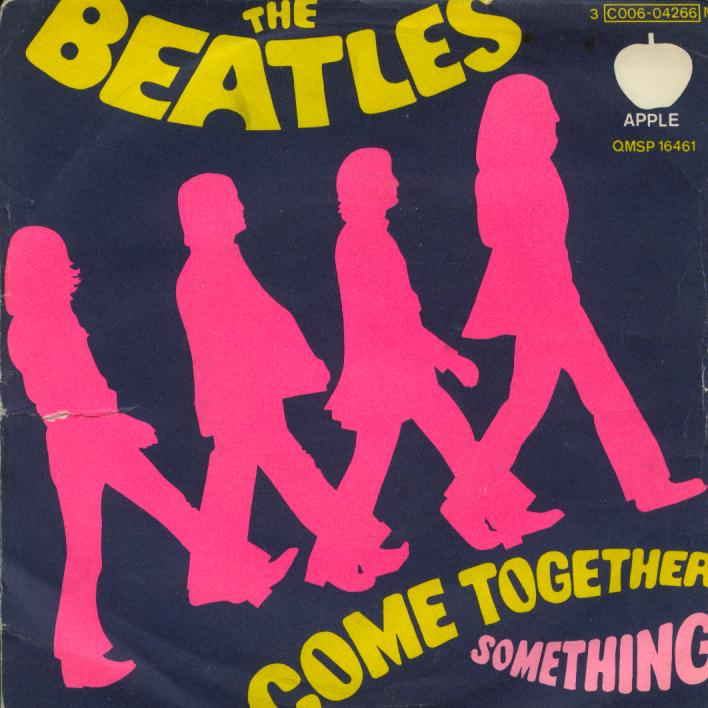 The Beatles – Come Together [ my favorite. it's so cool !! ]