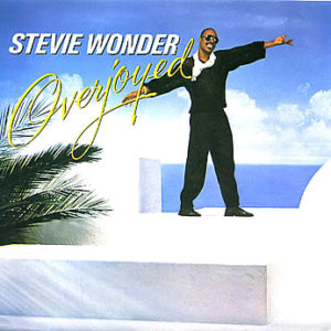 Stevie Wonder - Overjoyed [ my favorite. it's so cool !! ]