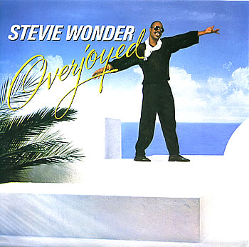 Stevie Wonder – Overjoyed [ my favorite. it's so cool !! ]