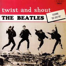 The Beatles - Twist and Shout [live] [ my favorite. it's so cool !! ]