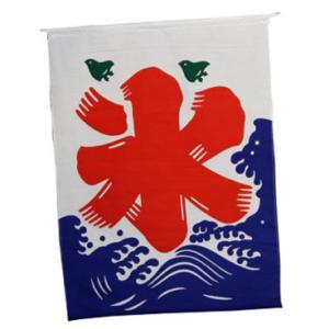 かき氷の旗デザイン由来に驚き!シンプル一文字に惹かれる理由とは