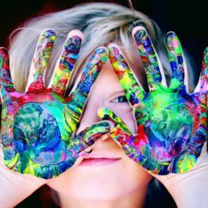 子供のIQが色に左右される⁈カラフルな子供部屋で知能に好影響を!
